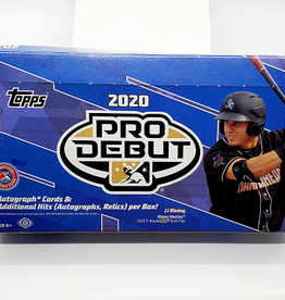 Topps 2020 Topps Pro Debut Baseball Hobby Box