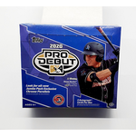 Topps 2020 Topps Pro Debut Baseball Jumbo Box