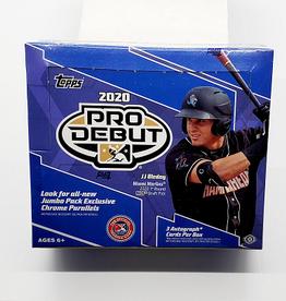 Topps 2020 Topps Pro Debut Baseball Jumbo Box