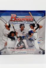 Topps 2020 Bowman Sapphire Baseball Hobby Box