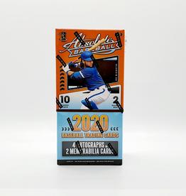 Panini America 2020 Panini Absolute Baseball Hobby Box