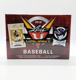 Leaf Trading Cards 2019 Leaf Valiant Baseball Hobby