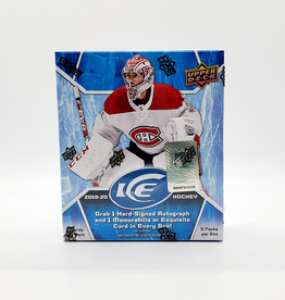 Upper Deck 2019-20 Upper Deck Ice Hockey Hobby Box