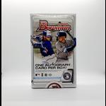 Topps 2020 Bowman Baseball Hobby Box