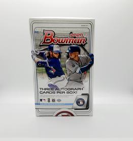 Topps 2020 Bowman Baseball Jumbo Hobby Box