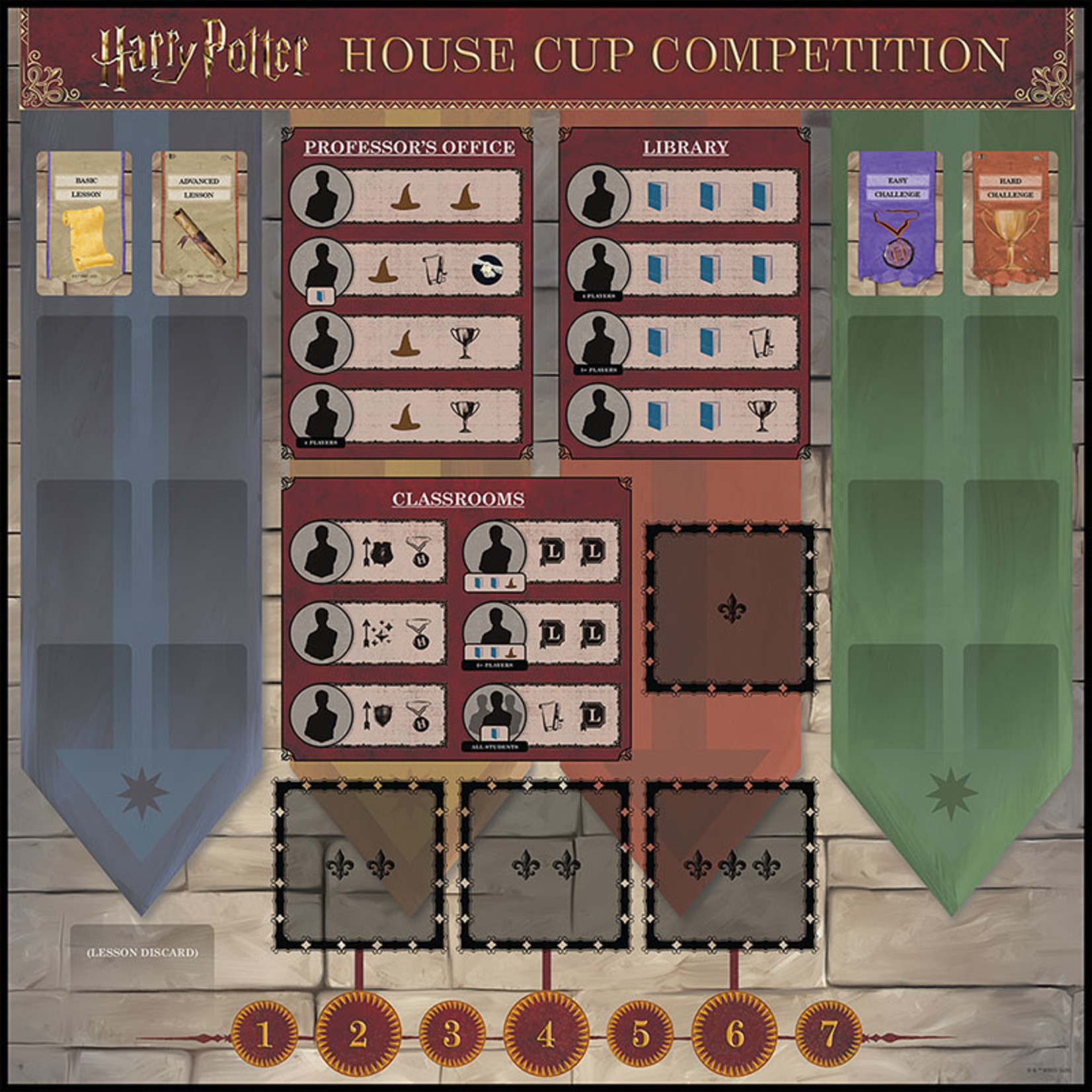 The Op Harry Potter: House Cup