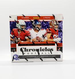 Panini America 2019 Panini Chronicles Football Hobby Box
