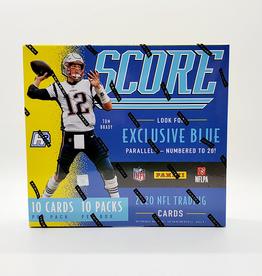 Panini America 2020 Panini Score Football Hybrid Hobby Box