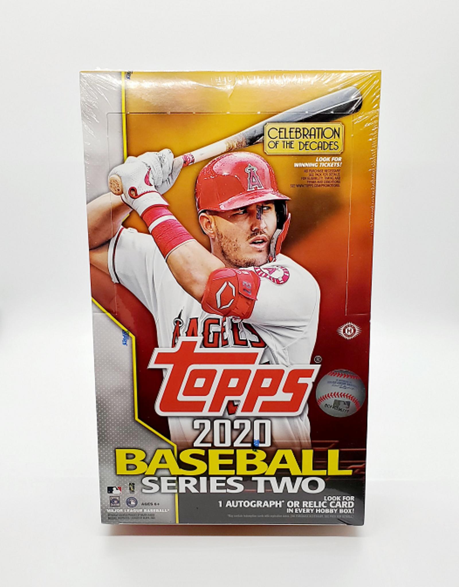 Topps 2020 Topps Series 2 Baseball Hobby Box
