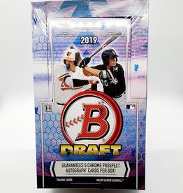 Topps 2019 Bowman Draft Baseball Super Jumbo Box