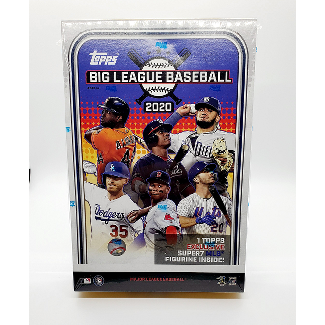 2020 Topps Big League Hobby Collector's Box