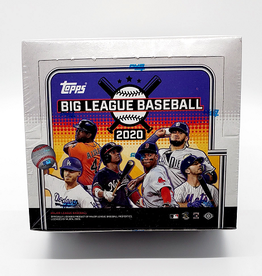 Topps 2020 Topps Big League Baseball Hobby Box