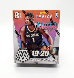 Panini America 2019-20 Panini Mosaic Choice Basketball Box