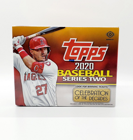 Topps 2020 Topps Series 2 Baseball Jumbo Box