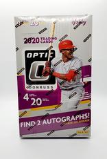 Panini America 2020 Donruss Optic Baseball Hobby Box