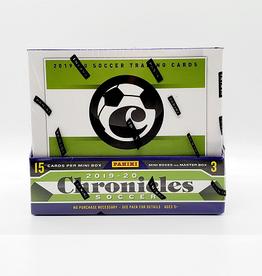 Panini America 2019-20 Panini Chronicles Soccer Hobby Box