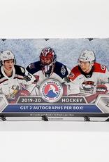 Upper Deck 2019-20 Upper Deck AHL Hockey Hobby Box