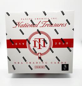 Panini America 2019-20 Panini National Treasures Basketball