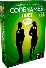 Czech Games Editions Codenames: Duet XXL