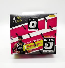 Panini America 2019-20 Donruss Optic Fast Break Basketball Hobby Box