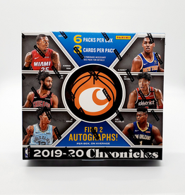 Panini America 2019-20 Panini Chronicles Basketball Hobby Box