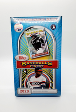 Topps 2020 Topps Finest Baseball Flashback Hobby Box