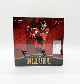 Upper Deck 2019-20 Upper Deck Allure Hockey Hobby Box