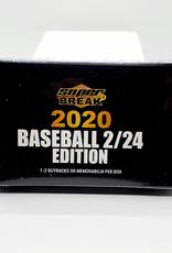 Super Break 2020 Super Break Baseball 2 24 Edition Box