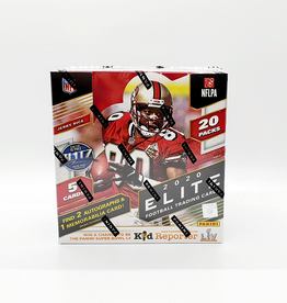Panini America 2020 Donruss Elite Football Hobby Box
