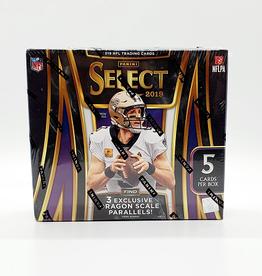 Panini America 2019 Panini Select Football T-Mall Box