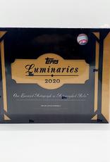 Topps 2020 Topps Luminaries Baseball Hobby Box