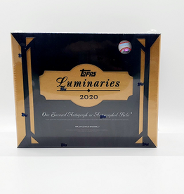 Topps 2020 Topps Luminaries Baseball Hobby Box