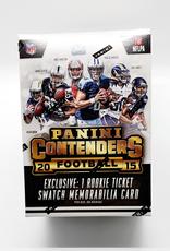 Panini America 2015 Panini Contenders Football Blaster