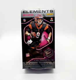 Panini America 2020 Panini Elements Football Hobby Box