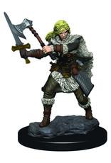 WizKids D&D Premium Figure: Female Human Fighter