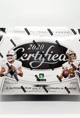 Panini America 2020 Panini Certified Football Hobby Box