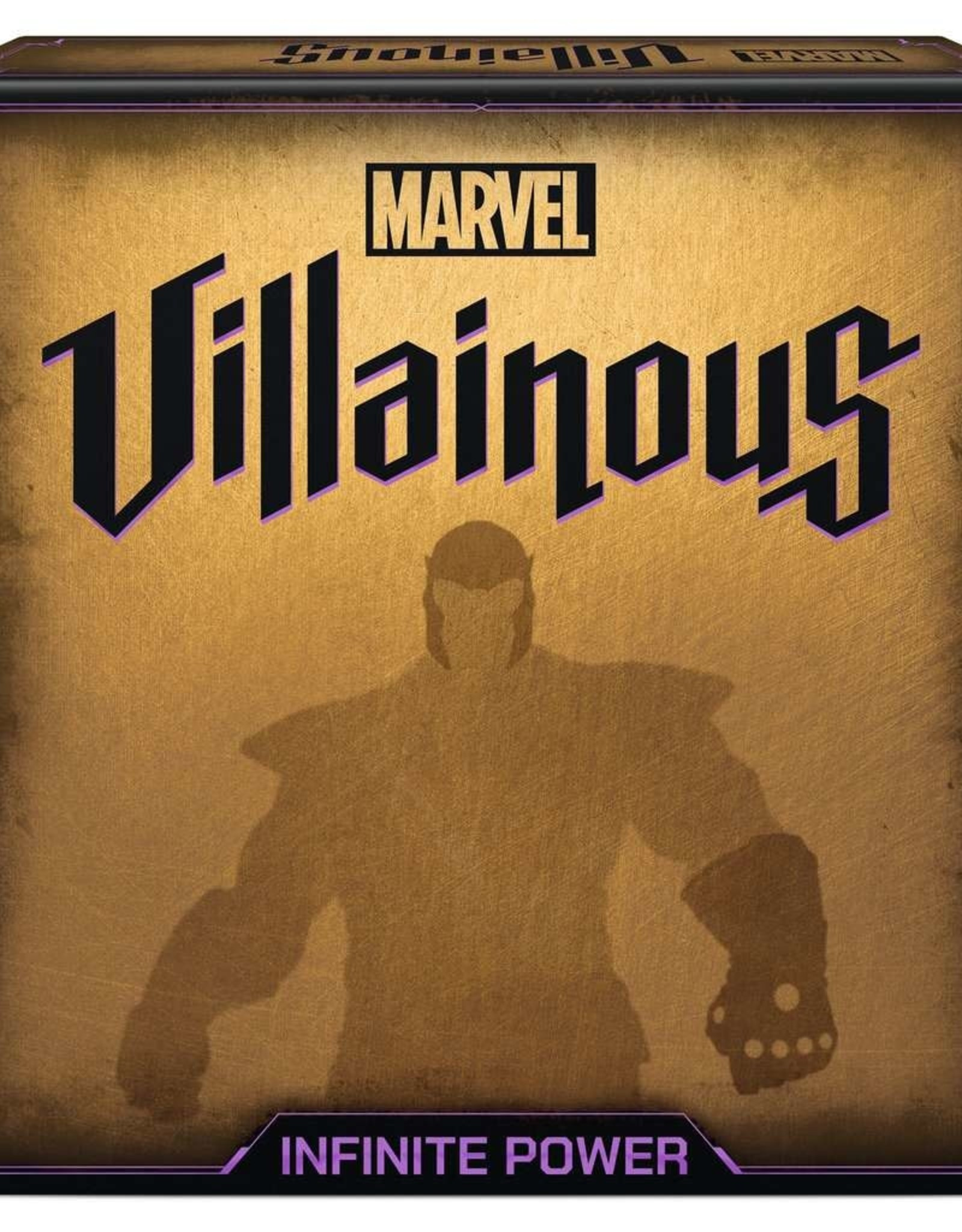 Victory! Be a villain in the Marvel World.....