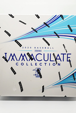 Panini America 2020 Panini Immaculate Collection Baseball Hobby Box