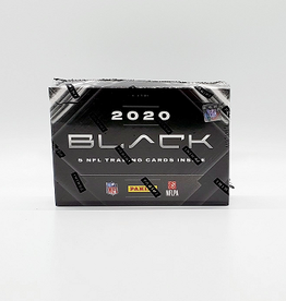 Panini America 2020 Panini Black Football Hobby Box