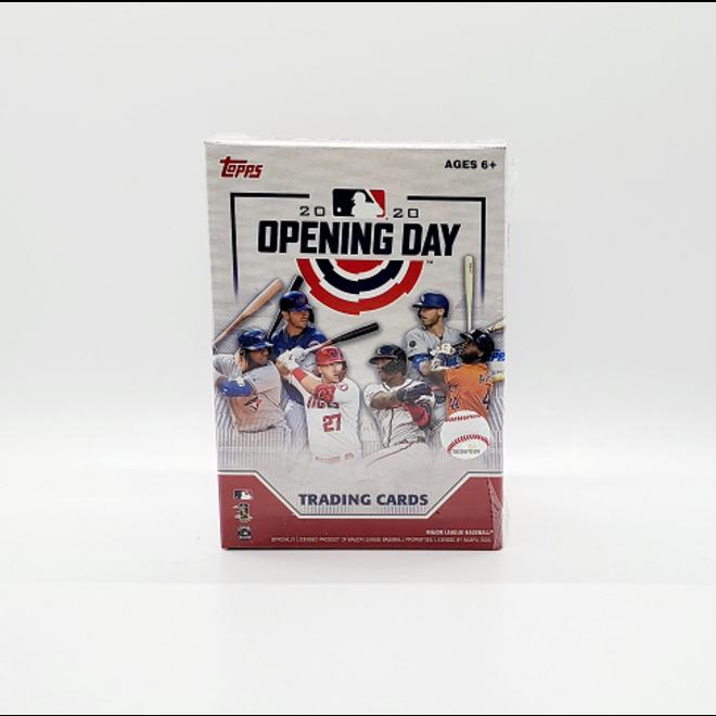 2020 Topps Opening Day Baseball Value Box