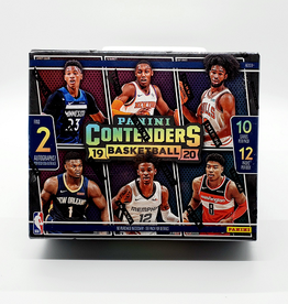Panini America 2019-20 Panini Contenders Basketball Hobby Box