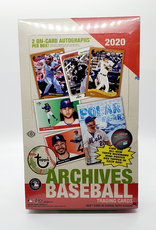 Topps 2020 Topps Archives Baseball Hobby Box