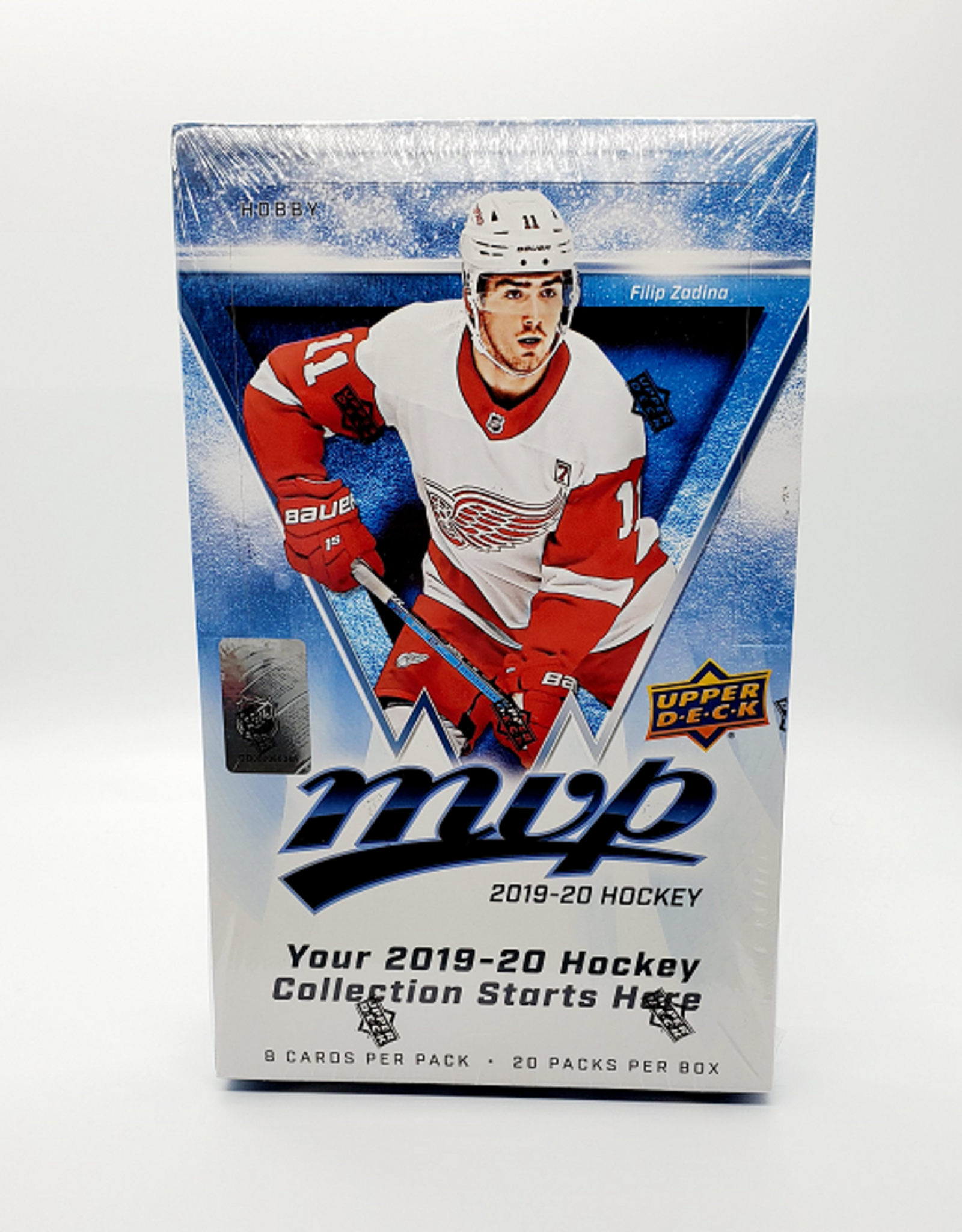 Upper Deck 2019-20 Upper Deck MVP Hockey Hobby Box