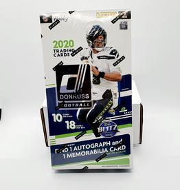 Panini America 2020 Donruss Football Hobby Box