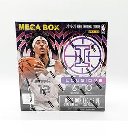 Panini America 2019-20 Panini illusions Basketball Mega Box