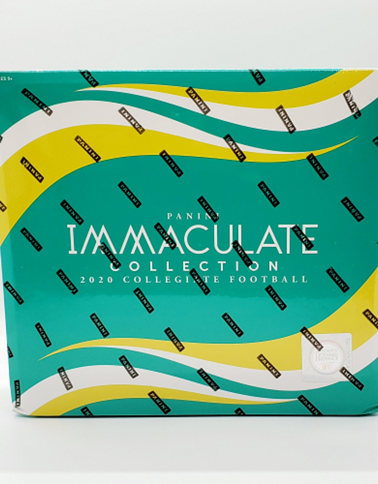 Panini America 2020 Panini Immaculate Collegiate Football Hobby Box