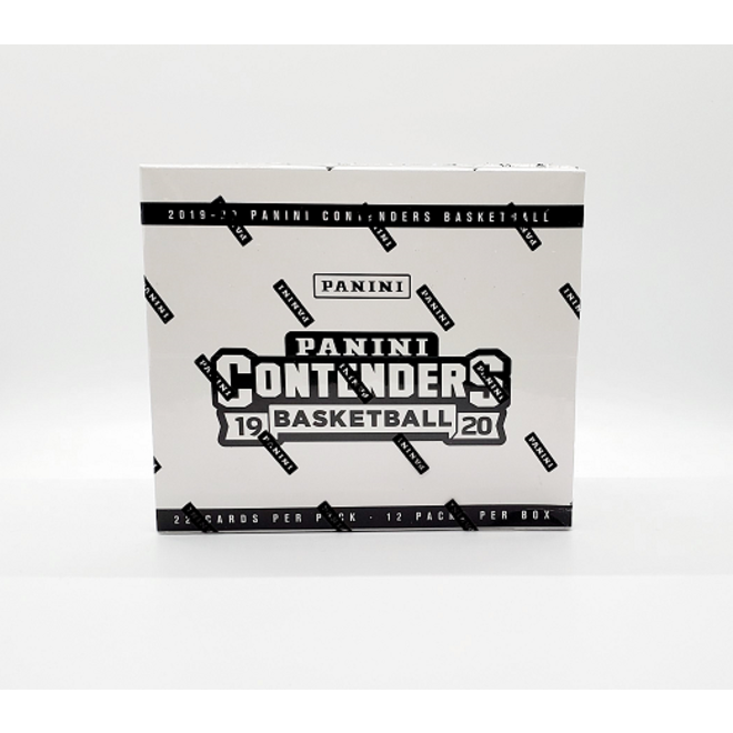 2019-20 Panini Contenders Basketball Cellos Sealed Box