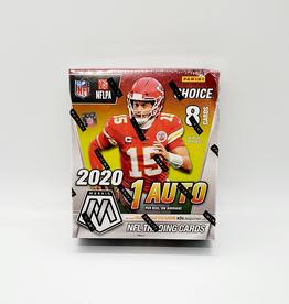 Panini America 2020 Panini Mosaic Choice Football Hobby Box