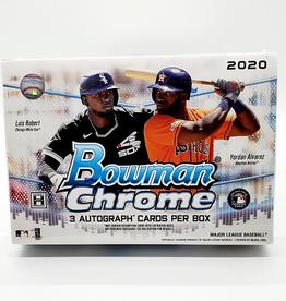 Topps 2020 Bowman Chrome Baseball Hobby HTA Jumbo Box