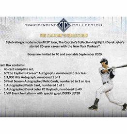 Topps 2020 Topps Transcendent Captain's Collection Baseball Box